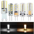 1x 10x G4 G9  3014 SMD AC DC 12V Blanc chaud froid LED Ampoule lampe 1.5W 2W 3W