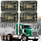 4pcs 4D Kenworth T800 T400 T600 W900B W900L Classic 120/132 LED Headlights