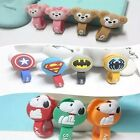 Cartoon Cable Cord Winder Organiser for iPhone 5/5S/6/6S/7/8/X Plus C0319