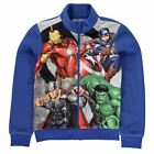 MARVEL AVENGERS:NEW FULL ZIP FLEECE, 2/3YR - 13YR,NEW WITH TAGS
