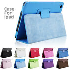 Kyпить New Luxury Magnetic Smart Flip Cover Stand Wallet PU Leather Case For iPad Model на еВаy.соm