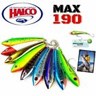 HALCO CUTTING EDGE TROLLING BIBLES MINNOW MAX 190