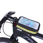 Cycling Mountain Road Bike Bag Bicycle Frame Panniers Front Tube Bags Bike Pouch