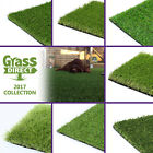 QUALITY BRAND NEW ARTIFICIAL GRASS CHEAP ROLLS SOFT LAWN THICK OUTDOOR TURF!!!