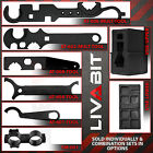 LIVABIT Tactical Armourer Wrench Tool Upper Lower Vise Float Spanner Options
