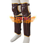 New Harry Potter movies Leg & Arm guard Gloves cosplay Quidditch costume Leather