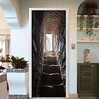 3D Stone Stairway Door Wall Mural Photo Wall Sticker Decal Wall AJ WALLPAPER AU