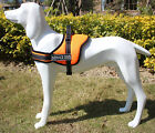 Service Dog Harness Vest for Husky Medium Large dog breeds with 2 badge Patches
