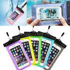 Underwater Waterproof Bag Pouch Dry Cover Case For Samsung /iPhone 6 Cell Phone