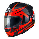 Arai Chaser-X ECE Helmet - Tough Red 2017 Motorcycle Street Road Tour Commute
