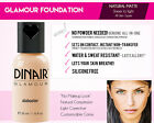 Dinair Glamour Airbrush Makeup- Foundation,Eyebrows, Blush, Lips