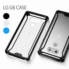 Poetic Affinity【Slim Fit Dual Material】Protective Bumper Case For LG G6