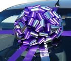Giant car bow Large gift bow in a SHINY METALLIC MIX + SUPERFAST DISPATCH!!