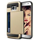 Hybrid Case Wallet Case Wallet Cover for Samsung Galaxy S7 / S7 Edge