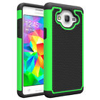 Samsung Galaxy On5 Hybrid Silicone Case, Galaxy On5 Pro Shockproof Case