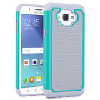 Samsung Galaxy J7 Hybrid Silicone Case, Galaxy J7 (J700) Shockproof Case