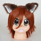 10 Colors Lolita Anime Cosplay Cat Fox Ears Headband Women Girl Cute Accessory
