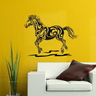Tribal Horse Wall Transfer / Interior Art Decor / Large Horse Wall Sticker HO11