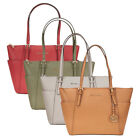 Michael Kors Jet Set Top Zip Saffiano Tote - Choose color