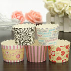 50Pcs Baking Cake Cups Paper Cupcake Muffin Cases Baking Party Tools