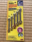 New Package Daiso Mini Combination Wrench Set 5 Pcs Metric Set