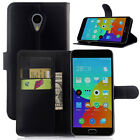 Hot PU Leather Card Wallet Case Standy Cover Skin For Meizu Meilan Note 2