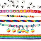 Colourful Rainbow Bracelet LGBT Gay Pride Festival Friendship -Choose your style