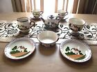 Torquay Ware - Watcombe Pottery - Various Table Items - Art/Cottage/Mottoware