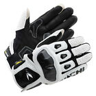RS Taichi RST410 Mens Perforated leather Motorcycle Mesh Gloves four color