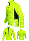 CYCLING JACKET HIGHLY VISIBLE HI VIZ WINDPROOF WATERPROOF BREATHABLE RIDING CYC  <br/> LIMITED OFFER ... CLEARANCE SALE ... LIMITED OFFER