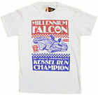 Men's Star Wars Millenium Falcon Kessel Run Champ T-Shirt $26.25 USD on eBay