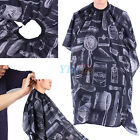 Salon Hair Cutting Cape Barber Hairdressing Haircut Apron Cloth For Unisex ZMJ