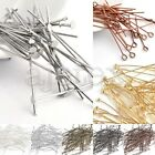 Wholesale Eye Pins/Head Pins/Ball Pins Needles Jewellery Beading Craft Findings