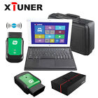 XTUNER E3 Easydiag OBD2 Code Scanner Diagnostic Tool + Win10 Tablet as Vpecker