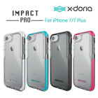 For iPhone 7/7 Plus X-Doria Impact Pro Slim Clear Protective Phone Case Cover