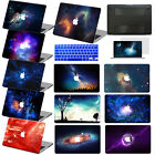 "Hard Rubberized Galaxy Case Cover For Macbook Pro 13""15""Touch Bar Retina Air 11"