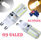1/4/10x Energy Saving G9 64 LED 3014 SMD Warm/Cool White Light Bulb AU Stock