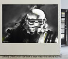 Abstract Art Painting Street STAR WARS  Canvas Australia by Andy Baker $1880.0 AUD