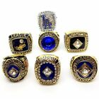Los Angeles Dodgers World Series CHAMPIONSHIP  RING Set