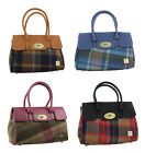 'House of Tweed' Handbag in a choice of colours