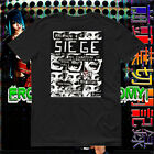 Siege T-shirt, Septic Death, Life's Blood, Napalm Death, Doom