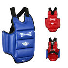 Twister Fight Reversible  Karate Chest Protector  ,Thai Kickboxing , Chest