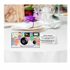 10 Birthday Balloons with Confetti Disposable Cameras-can be PERSONALIZED, 52123