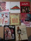Various Souvenir Movie/Theatre Programmes - Mary Poppins - Oliver - Hawaii etc