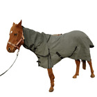 RUMANI Ripstop Waterproof Breathable Canvas MINIATURE UNLINED Horse Rug COMBO