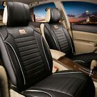 Full Set PU Leather Fits Nissan Rogue Auto Car Seat Cover Cushion 4 Colors YR