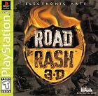 Road Rash 3D (Sony PlayStation 1, 1998) DISC ONLY