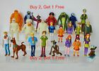 Scooby Doo Figures - Multi Listing - Discounts Available- New Items Always Added