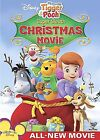 My Friends Tigger  Pooh: Super Sleuth Christmas Movie (DVD, 2007) GREAT SHAPE