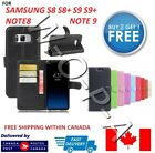 Samsung Galaxy S9 / S8 &amp; S8 Plus / Note 8 Flip Cover Wallet Leather Phone Case  <br/> **High Qulity**Same Day Shipping**Trusted Seller**